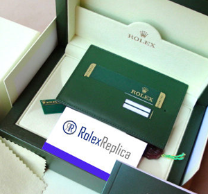 Scatola Rolex